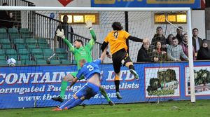 Boston United 1-0 Gainsborough Trinity 28/12/2015 (Selection of 32 Items)