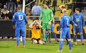Boston United 1-0 Gainsborough Trinity 28/12/2015