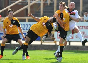 Boston United 1-0 Gloucester City 22/08/2015 (Selection of 36 Items)