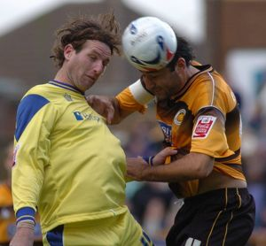 <b>Boston United 1-0 Peterborough United 01-10-2005</b><br>Selection of 8 items