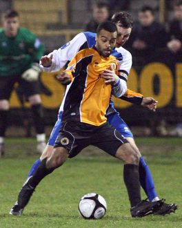 Boston United 1-0 Redditch United 25-01-2011