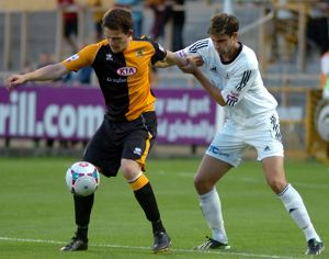 Boston United 1-1 AFC Telford United 20-08-2013