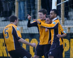 Boston United 1-1 Altrincham 17-03-2012 (Selection of 17 Items)