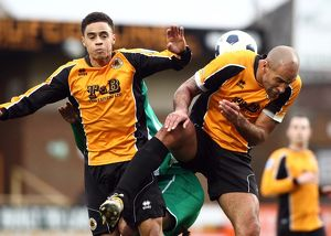 Boston United 1-1 Blyth Spartans 07-01-2012 (Selection of 68 Items)