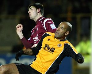 Boston United 1-1 Corby Town 13-12-2011 (Selection of 51 Items)