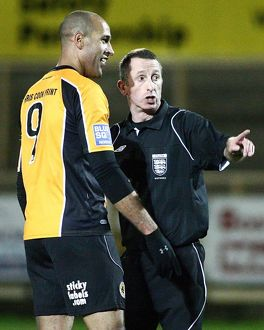 Boston United 1-1 Corby Town 13-12-2011