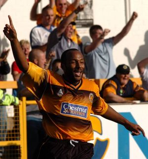 <b>Boston United 1-1 Grimsby Town 24-09-2005</b><br>Selection of 7 items