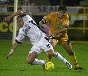 Boston United 1-1 Swansea City 18-02-2004