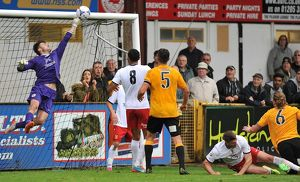 Boston United 1-1 Tamworth 31/08/2015 (Selection of 15 Items)