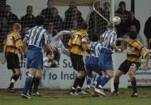 <b>Boston United 1-3 Chester City 29-03-2006</b><br>Selection of 8 items