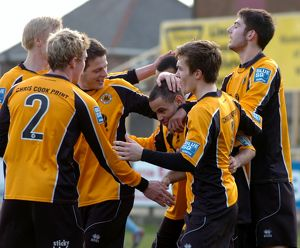 Boston United 2-0 Gloucester City 25-02-2012