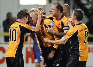 Boston United 2-0 Hinckley United 20-09-2011