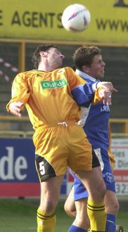 Boston United 2-0 Rochdale 06-03-2004