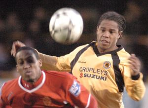 Boston United 2-1 Alfreton Town 29-12-2007