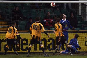 Boston United 2-1 Buxton 06-02-2010