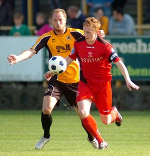 Boston United 2-1 Droylsden 24-09-2011