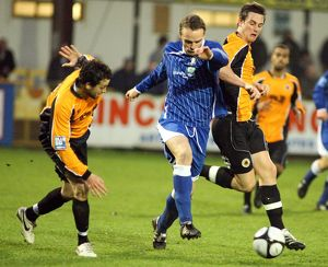 Boston United 2-1 Gainsborough Trinity 20-11-2010