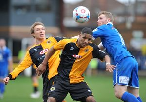 Boston United 2-1 Gainsborough Trinity 21/03/2015