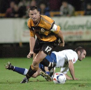 Boston United 2-1 Huddersfield Town 19-10-2005