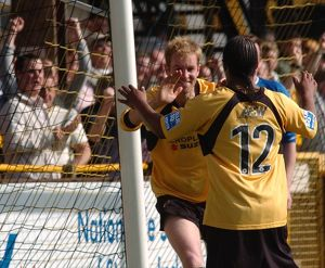 Boston United 2-1 Hyde United 26-04-2008