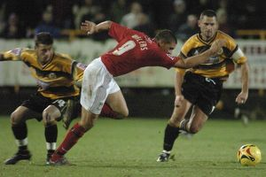 <b>Boston United 2-1 Wrexham 26-11-2005</b><br>Selection of 7 items