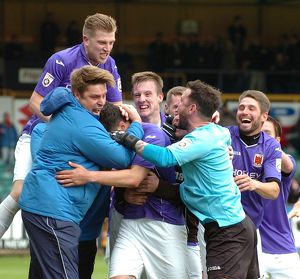 Boston United 2-2 Chorley 02/05/2015