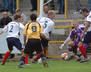 Boston United 2-2 Guiseley 06-09-2008