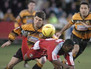 Boston United 2-2 Leyton Orient 03-01-2005