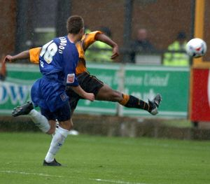 Boston United 2-2 Stockport County 13-08-2005