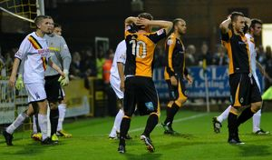 Boston United 2-3 Bradford Park Avenue 24-09-2013