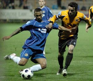 Boston United 2-3 Worcester City 27-03-2012 (Selection of 17 Items)