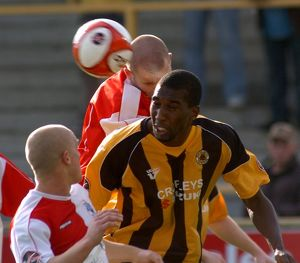 Boston United 3-0 Ashton United 10-10-2009