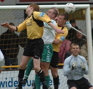 Boston United 3-2 Blyth Spartans 19-04-2008