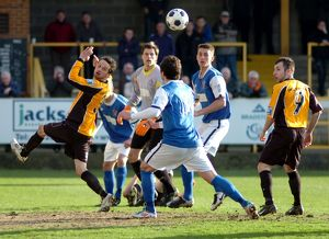 Boston United 3-2 Stalybridge Celtic 10-03-2012