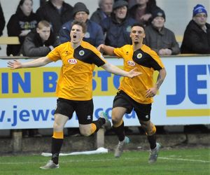 Boston United 4-0 Stockport County 19/12/2015 (Selection of 35 Items)
