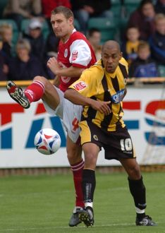 Boston United 4-1 Darlington 12-08-2006