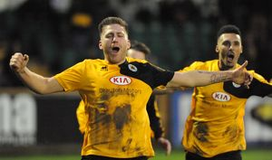Boston United 4-1 Lowestoft Town 02/01/2016 (Selection of 50 Items)