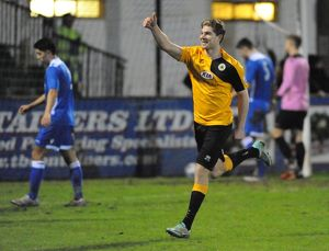 Boston United 4-1 Lowestoft Town 02/01/2016