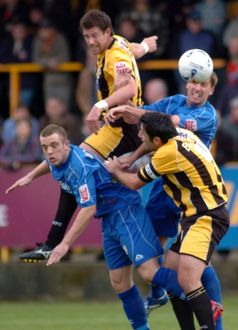 Boston United 4-1 Macclesfield Town 09-04-2007