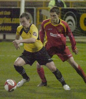 Boston United 5-0 Prescot Cables 11-03-2009