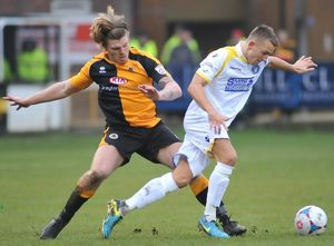 Boston United 5-3 Lowestoft Town 26/12/2014