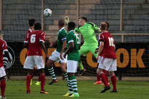 Boston United 1-4 Nottingham Forest XI 21/07/2014 (Selection of 21 Items)