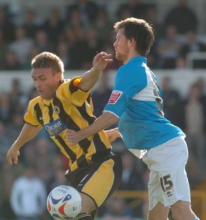 Bristol Rovers 1-0 Boston United 07-10-2006