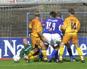 Carlisle United 4-2 Boston United 21-09-2002