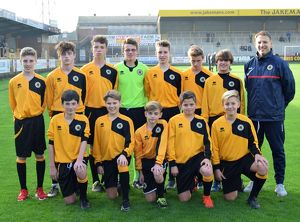 Centre of Excellence U14