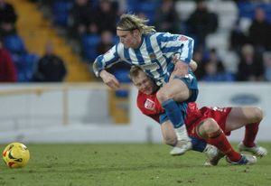 Chester City 0-1 Boston United 14-01-2006