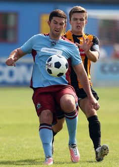 Colwyn Bay 0-2 Boston United 08-09-2012