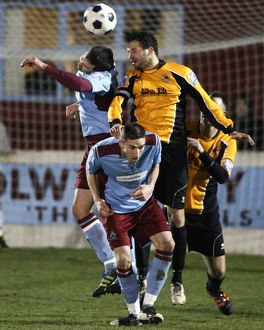 Colwyn Bay 3-2 Boston United 07-02-2012