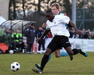 Corby Town 1-2 Boston United 28-01-2012