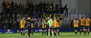 Curzon Ashton 0-2 Boston United 09/01/2016 (Selection of 29 Items)